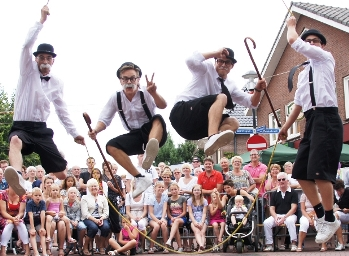 DDF crew winnaars Holland's got Talent 2012